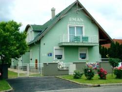 Apartmánový dom EMAN Bükfürdő