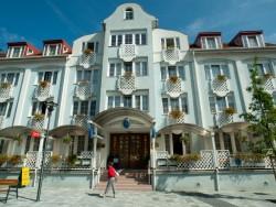 Erzsébet Hotel Hévíz Hévíz