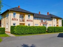 Hotel Zéta Lenti