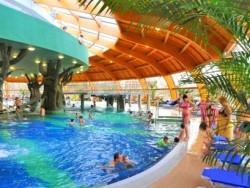 Hungarospa – Aqua Palace Kryté zážitkové kúpele Hajdúszoboszló