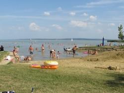 Keszthely - Pláž Helikon (Helikon Strand)  Keszthely