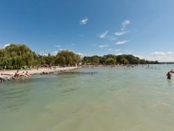 Balatonalmádi - Pláž  Wesselényi  Balatonalmádi